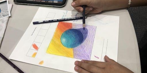 Beaverton Colored Pencil Workshop 2 - Open House