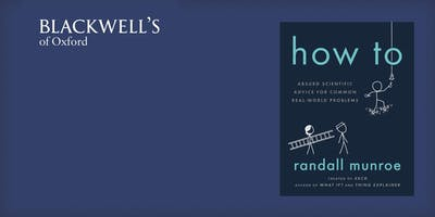 Randall Munroe, creator of xkcd, will...