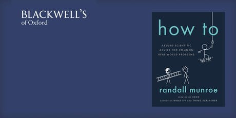 Randall Munroe - How To tickets