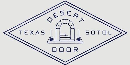 Plant Walk and Talk with Desert Door