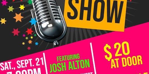 Comedian Josh Alton w/ Jeremy Chamberlain BYOB 19 & Over