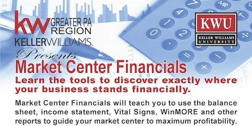 Market Center Financials
