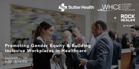 Promoting Gender Equity & Building Inclusive Workplaces in Healthcare tickets