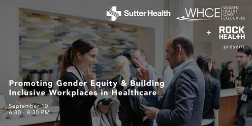 Promoting Gender Equity & Building Inclusive Workplaces in Healthcare