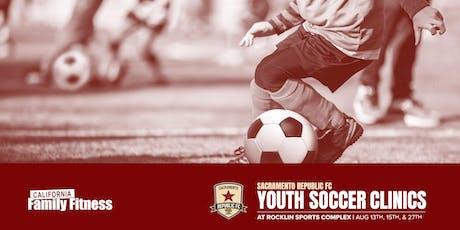 Sacramento Republic FC Soccer Goalie Clinic tickets