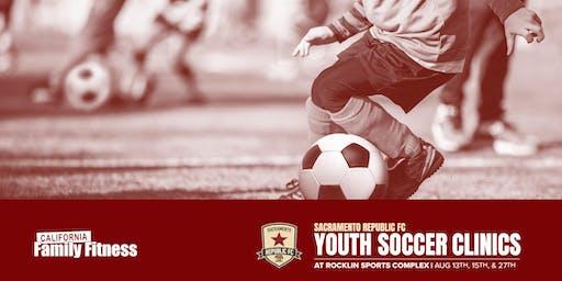 Sacramento Republic FC Soccer Goalie Clinic