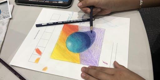 Beaverton Colored Pencil Workshop 1 - Open House