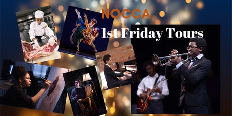 NOCCA First Friday Public Tour tickets