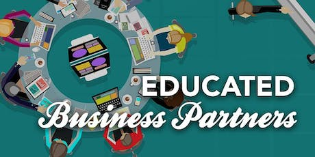 Educated Business Partner Event 2019 tickets