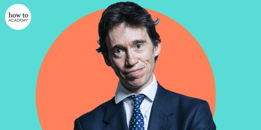 An Evening with Rory Stewart  |  with Hannah MacInnes