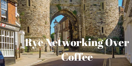 Rye Networking Over Coffee - Launch tickets