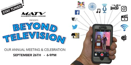 Beyond Television, MATV's Annual Meeting & Celebration tickets