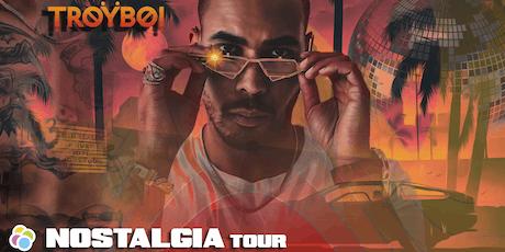 Troyboi Nostalgia Tour tickets