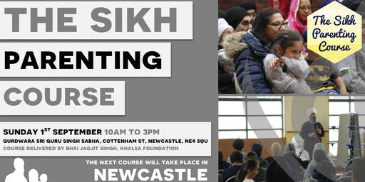 The Sikh Parenting Course