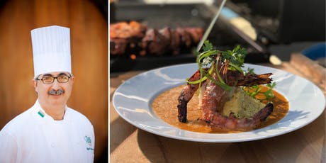 Exploring Brazilian Cooking with Chef Almir Da Fonseca tickets
