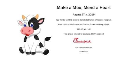 Make a MOO, Mend a Heart tickets