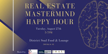 Real Estate Mastermind Happy Hour! tickets