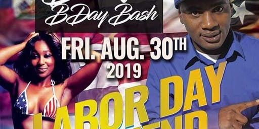 Laborday weekend kickoffpt2 ft jabba from hot 97