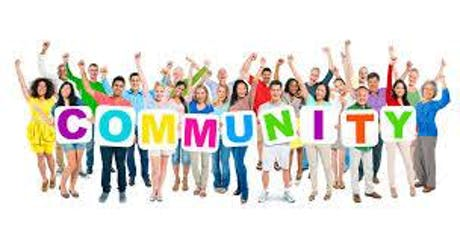 Rhondda Fach Community Information Session- Whats on in your local area? tickets