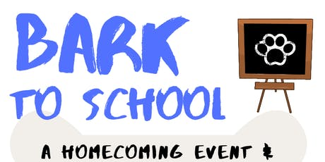 Bark to School Fundraiser & Event! tickets