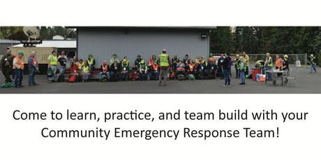 2019 Clackamas County CERT Summit tickets