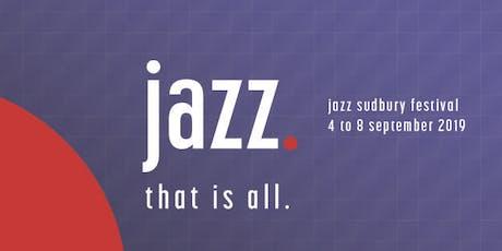 Jazz Sudbury Festival 2019 tickets