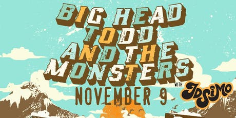 Big Head Todd and the Monsters tickets