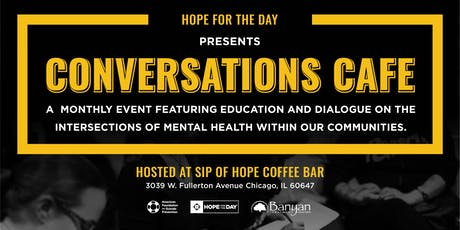 Conversations Cafe: Out of the Darkness tickets