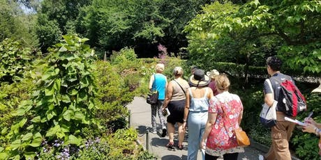 Heather Garden Tour with Ken Chaya tickets