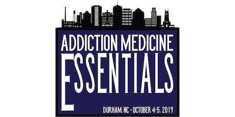 2019 Addiction Medicine Essentials Sponsors and Exhibitors tickets