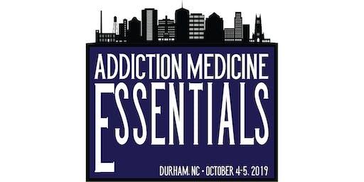 2019 Addiction Medicine Essentials Sponsors and Exhibitors