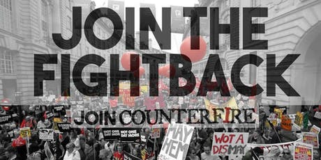 Counterfire National Members Meeting / Autumn 2019 tickets