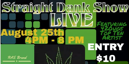 Straight Dank LIVE: Episode 2 - His & Her: Black Love Edition