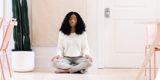 Beauty Mask Meditation