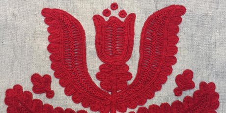 Hungarian Written Embroidery Workshop II tickets