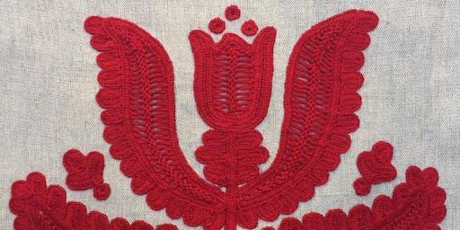 Hungarian Written Embroidery Workshop II