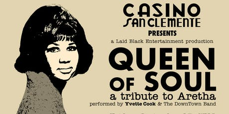Queen of Soul  - Aretha Franklin Tribute tickets