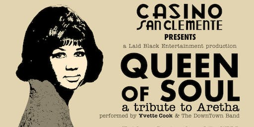 Queen of Soul  - Aretha Franklin Tribute