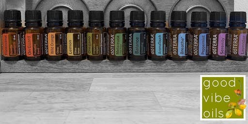 Intro to Essential Oils: Make & Take Class