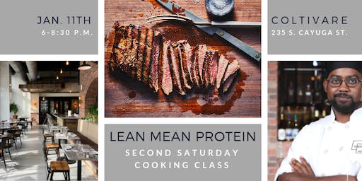 Cooking Class: Lean Mean Protein
