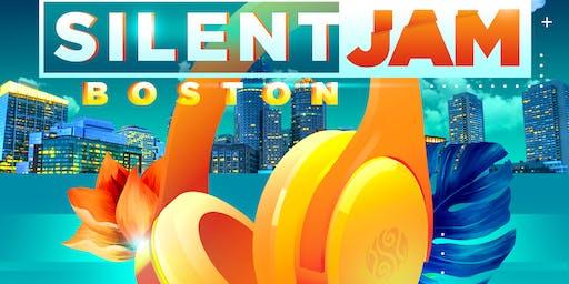 SILENT JAM BOSTON 2019
