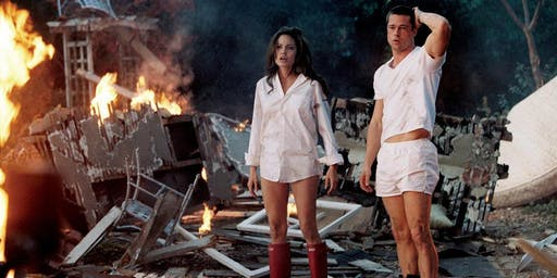 Melrose Rooftop Theatre Presents - MR. & MRS. SMITH