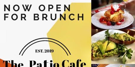 Everyday brunch tickets