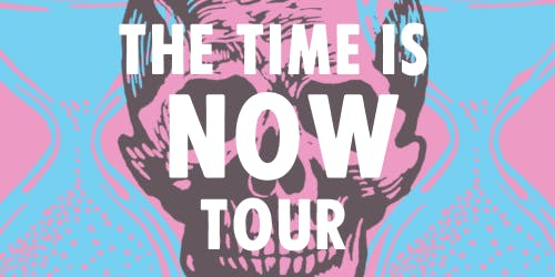 Roger Hallam- The Time Is Now Tour