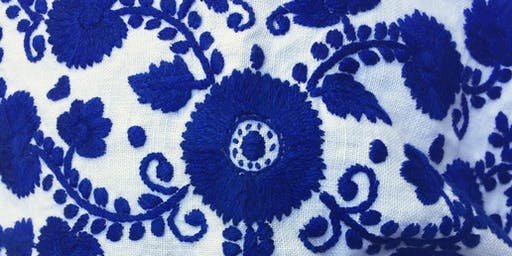 The Embroidered Flowers of Portugal