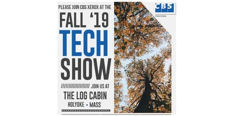 CBS Xerox Fall Tech Show  tickets