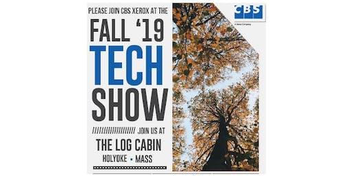 CBS Xerox Fall Tech Show