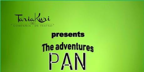 Tariakuri's Pan adventure tickets