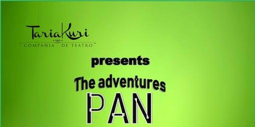 Tariakuri's Pan adventure