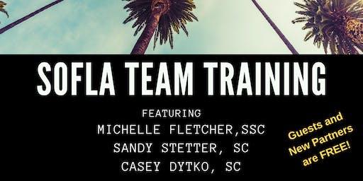 SoFla Team Training 8/24/19